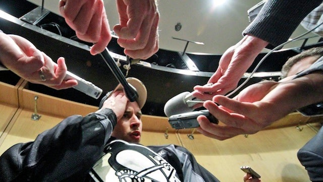 Sidney Crosby's Brain Still Hurts