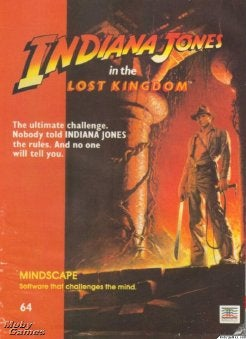 The History of Indiana Jones Video Games