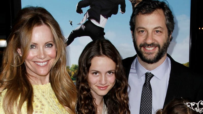 Let's Try Not to Be Jealous of 14-Year-Old Maude Apatow