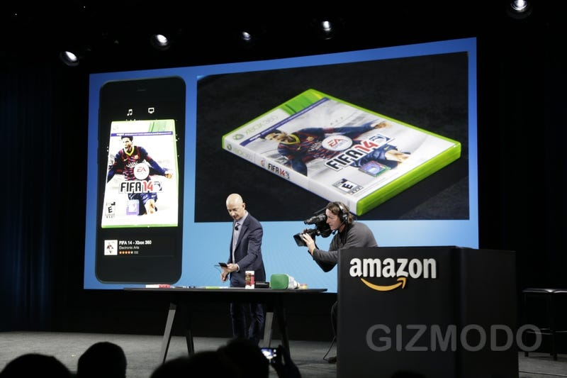 Amazon Fire Phone: An All-Seeing 3D Prime Contender