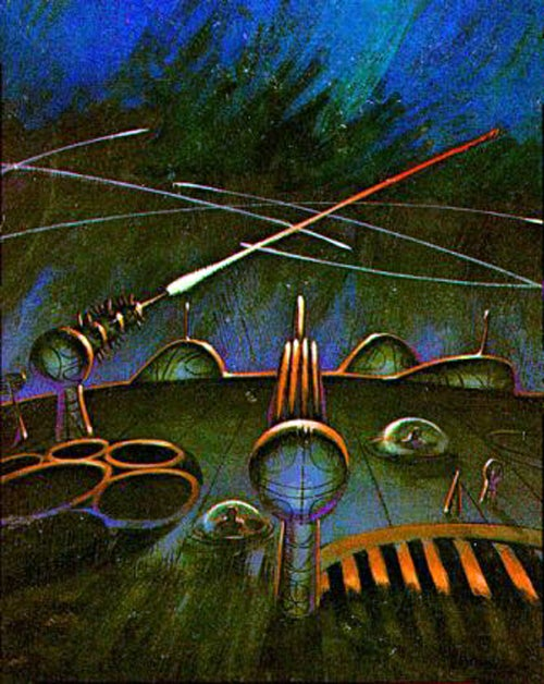 A syllabus and book list for novice students of science fiction literature