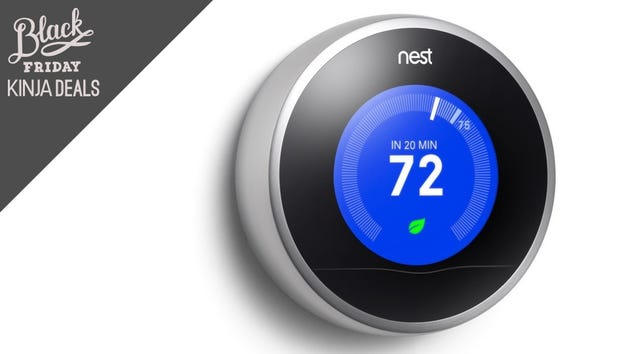 Here's Your Once-A-Year Nest Thermostat Discount