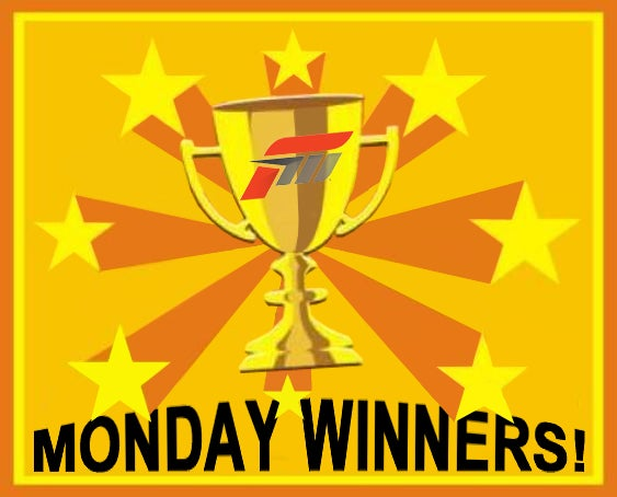 Forzalopnik: These Are Your Monday Winners
