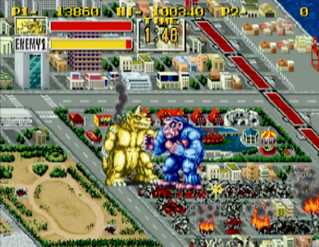 The Awesome Giant Monsters of Japanese Video Games