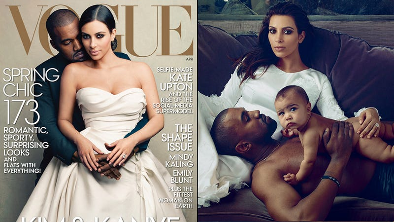 Kimye Issue of Vogue Didn't Sell Nearly as Well as 'Projected'
