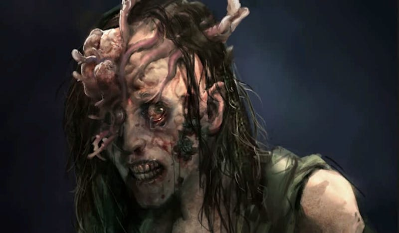 The most original (and scientifically plausible) zombies of the year
