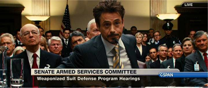 Elon Musk completes Tony Stark transformation with Senate hearing