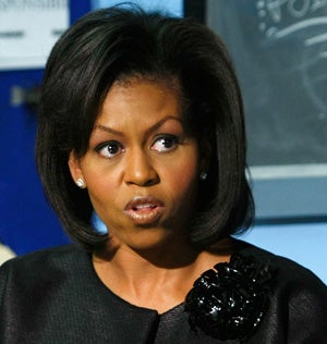 Congressman Wants Michelle Obama To Shut Up And Look Pretty