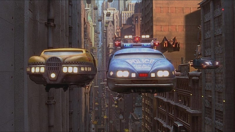 What's the greatest chase scene in all science fiction and fantasy?
