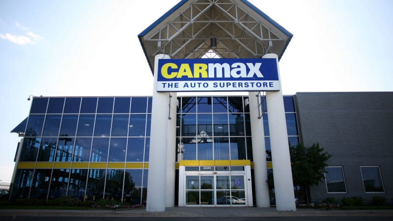 CarMax Is Exactly The Same As Any Other Used Car Dealership