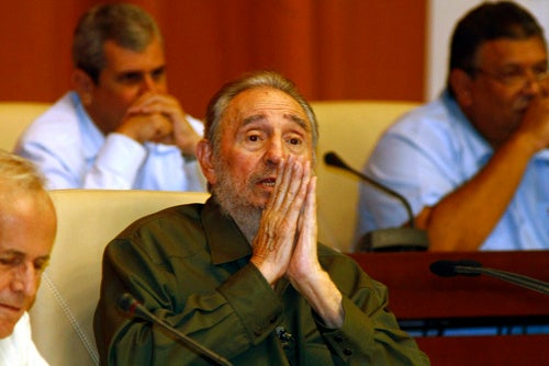 Fidel Castro: I Meant 'Exactly the Opposite' of What The Atlantic Printed