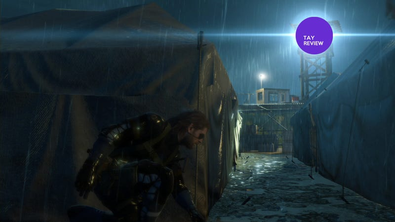 Metal Gear Solid V: Ground Zeroes: The TAY Review