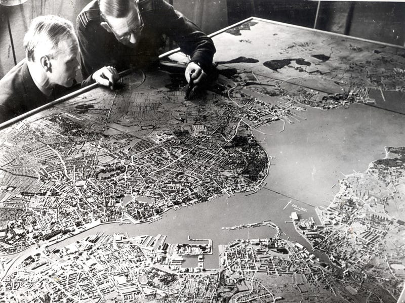 Spies in the Skies: How Aerial Surveillance Tipped the Balance of WWII