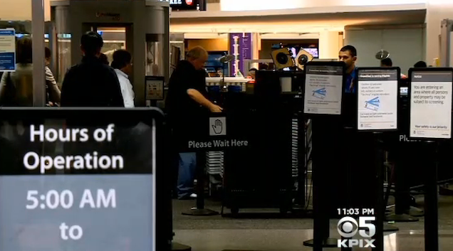 Drunk Guy Arrested After Impersonating a TSA Agent to Grope Women
