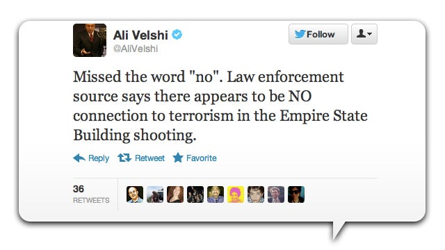 CNN's Ali Velshi Learns How Important the Word 'No' Is