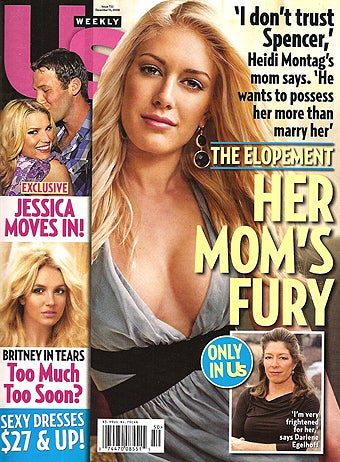 This Week In Tabloids: Britney's Deadly Diet, Heidi's Hoax, Mary-Kate Knocked Up?