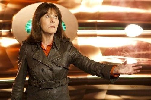 Sarah Jane's Back On Top!