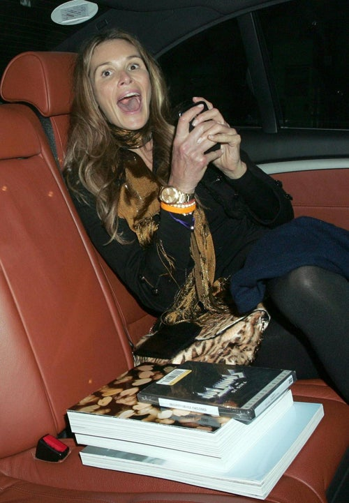 Elle Macpherson Turns It Up To Eleven