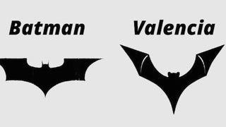 DC Comics Claims Valencia's New Crest Looks Too Much Like Batman Logo