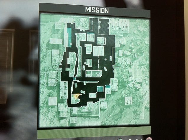 Are These Modern Warfare 3's Multiplayer Maps?