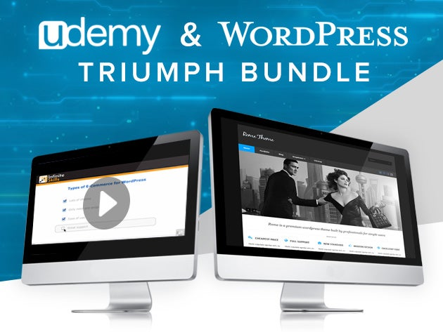 Name Your Own Price On This Bundle Of WordPress Themes