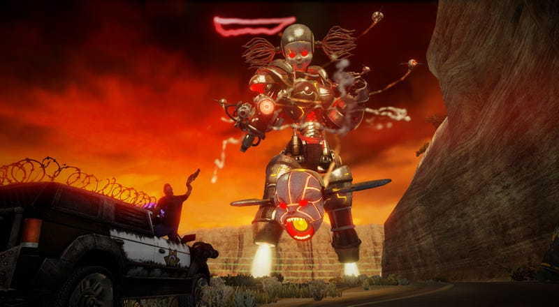 Three New Twisted Metal Screens, One Iron Maiden