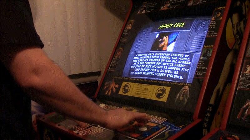 Mortal Kombat Secret Menus Discovered After Decades