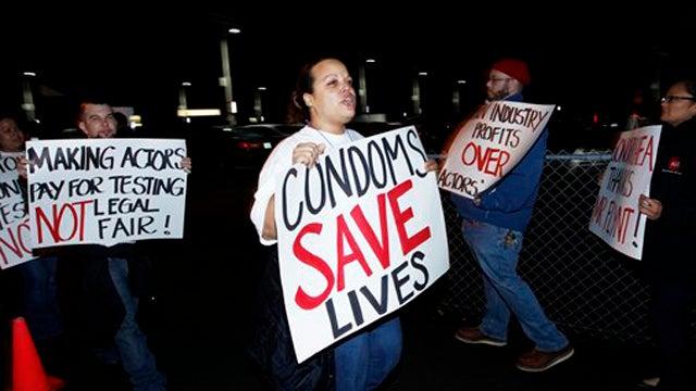 L.A. City Council Demands Condoms in Porn