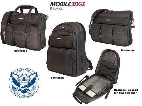 Mobile Edge TSA Compliant Laptop Bags For Speedy Trips Through Security