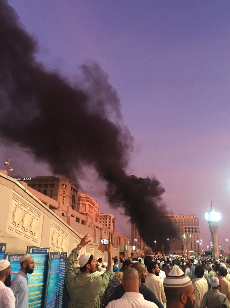 Four Dead in Holy City of Medina as String of Suicide Bombings Rock Saudi Arabia