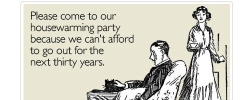 Someecards Frees Your Parties from Bland Web Invitations