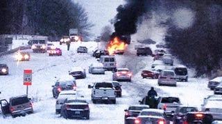 Snowpocalypse in NC