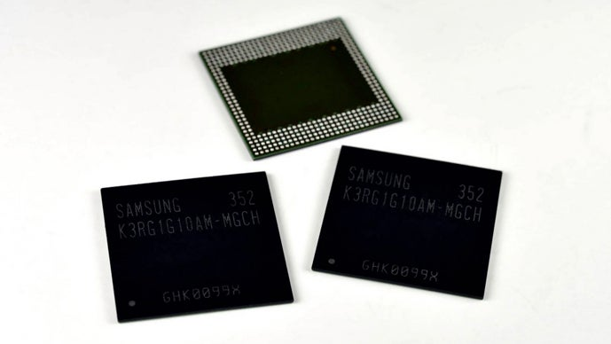 Samsung's New Chips Could Put 4GB of RAM Into Every Phone