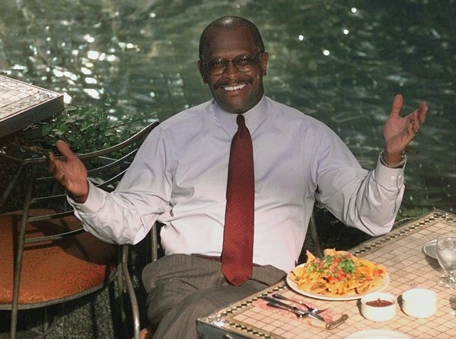 Herman Cain Is Your First Republican Presidential Candidate