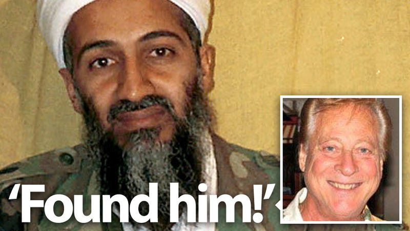 This Treasure Hunter Says He Has Located Bin Laden's Body