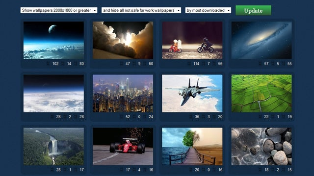 Desktoppr Is an Awesome Wallpaper Search Engine that Syncs with Dropbox (and We've Got Invites)