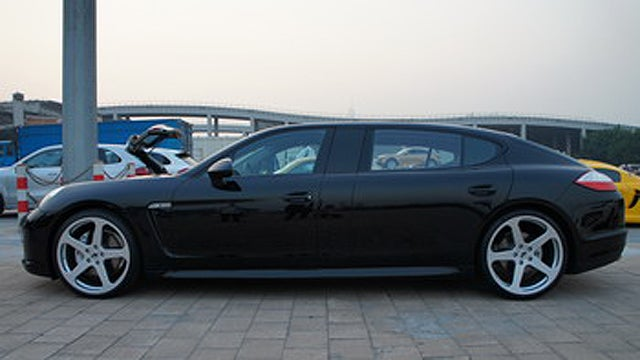 Ruf Panamera XL Stretches For China