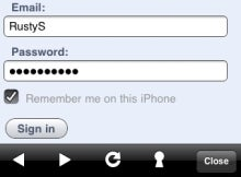 1Password Makes Secure Logins Easier on Iphones