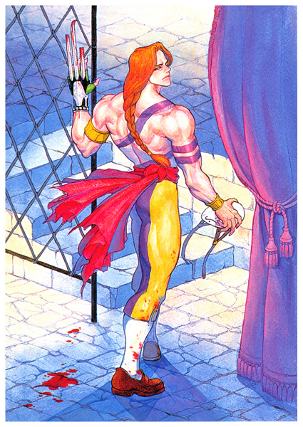 The Kick-Ass Capcom Art of Kinu Nishimura