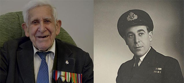 War veteran escapes from retirement home to celebrate D-Day in Normandy
