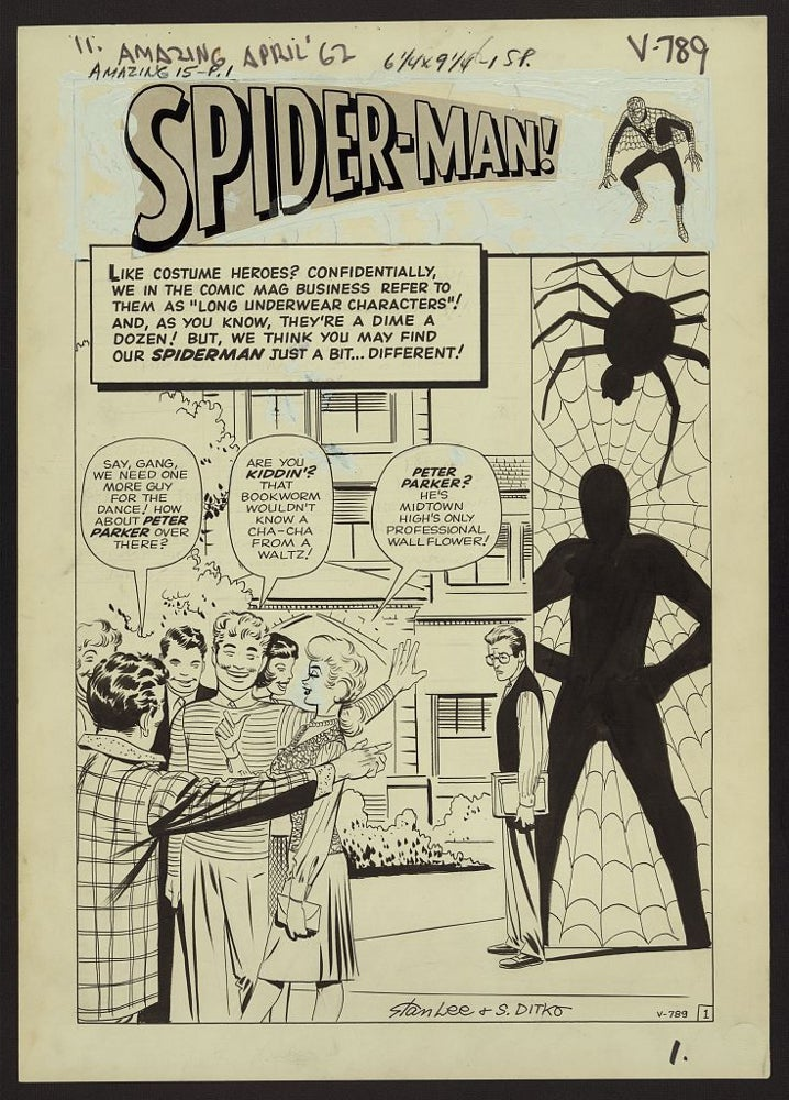 Some of the Best Comic Art in the World, from the Library of Congress