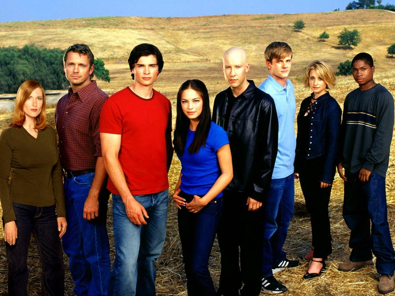 How can Marvel and DC create the next Smallville?