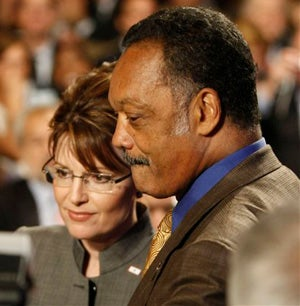 "With ""Friends"" Like Jesse Jackson, Does Obama Need John McCain?"