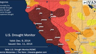 California Drought Eases, But a Long Road Before Returning to Normal