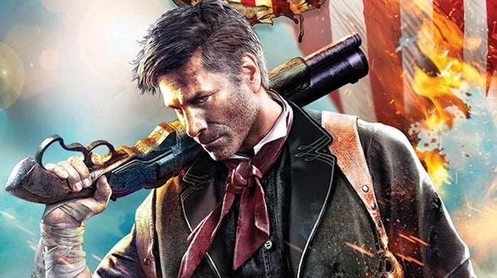 Here's the Box Art for BioShock Infinite