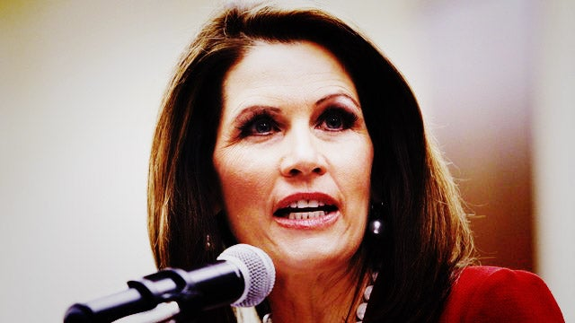 Michele Bachmann's Book Hopes To Distract From Fact That Michele Bachmann Would Make A Terrible President