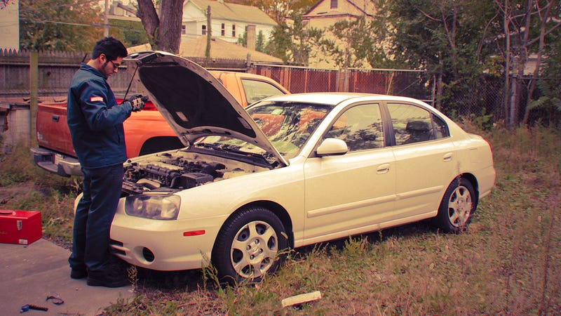 Take Your Car in for an Unnecessary Repair to Find a Good Mechanic
