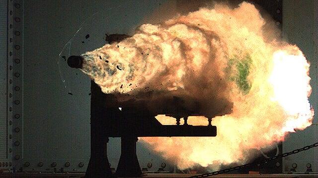 The Science of Rail Guns
