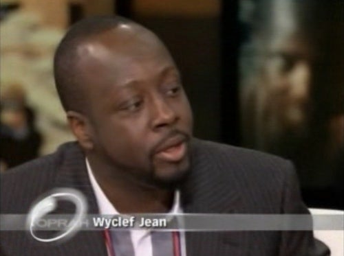 Wyclef Jean: Give the Millions You've Raised to Those Who Can Help Haiti Now