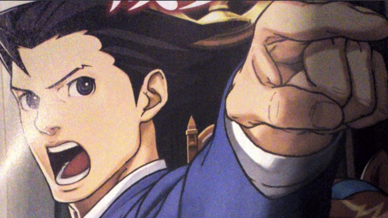 First Look at the 3D Graphics of Ace Attorney 5
